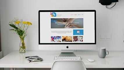 Logo und Website